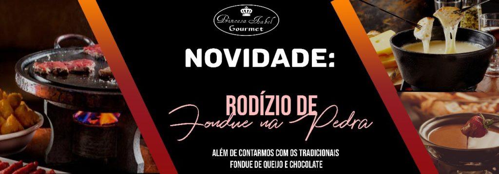 Rodizio de fondue em Petrópolis