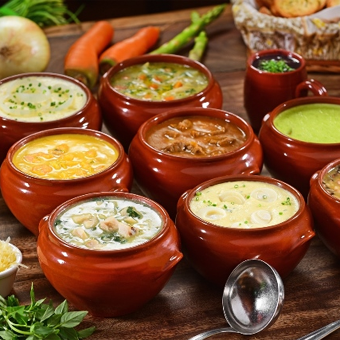Rodízio de caldos Princesa Isabel Gourmet, Restaurante em Petrópolis